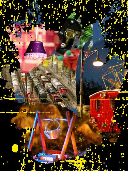 Modelleisenbahnlampen
